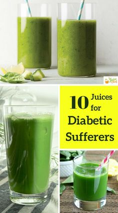 Diabetes is a serious health issue and it seems to be on the rise each and every year. Diabetes often is common with people who neglect their weight or have a poorly balanced diet. Pre diabetes and diabetes can both be improved with a regular exercise. Diabetic Juicing Recipes, Diabetic Smoothies, Diabetic Snacks, Green Smoothie Recipes, Healthy Snacks For Diabetics, Green Smoothies, Juice Recipes, Smoothies For Diabetics, Pre Diabetic