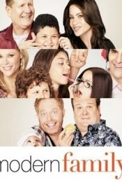 Modern Family: serie de humor imprescindible. Totalmente recomendable verla e identificarte con alguno de sus personajes.