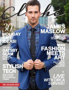 James Maslow 2015