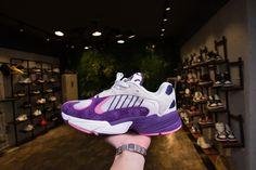buy popular fb3d5 42ef7 Dragon Ball Z x Adidas Yung-1 Frieza Womens Girls Boost7 Sneakers Nike,  Dragon