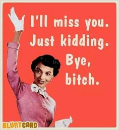 I'll miss JK Bye B