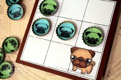 Pugalicious Bingo by wendyp81 - Cards and Paper Crafts at Splitcoaststampers