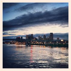 Downtown St Paul from the mighty Mississippi