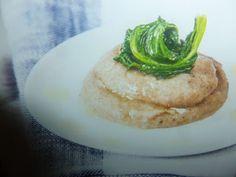 un mondo di ricette: i menu per le feste - purè di fave e zenzero