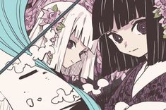 Twitter Otaku Anime, Manga Anime, Anime Demon, Manga Art, Anime Art, Demon Slayer, Slayer Anime, Natsume Yuujinchou, Demon Hunter