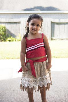 Moana inspired costume Moana outfit Moana dress
