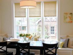 light tan shades for kitchen