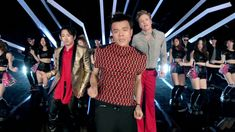 """J.Y. Park """"Fire"""" feat. Conan O'Brien & Steven Yeun & Jimin Park Official...