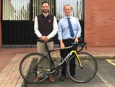 H&H take on the Tour of Britain http://www.cumbriacrack.com/wp-content/uploads/2016/09/L-R-Brendan-Foley-and-Tim-Parsons..jpg Inspired by the likes of Bradley Wiggins and Chris Froome, two members of the H&H Land and Property team took on stage 2 of the Tour de Britain    http://www.cumbriacrack.com/2016/09/09/hh-take-tour-britain/