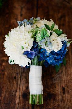 blue bridal bouquets - Google Search