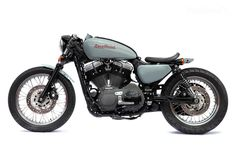 Harley-Davidson Nightster café racer by Deus picture: 334225 - Top Speed
