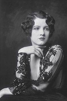 Ziegfeld girls by Muriel Finley
