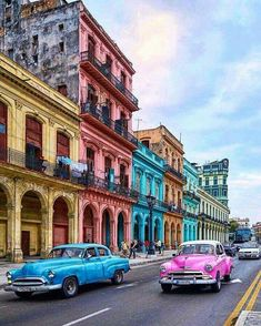 This beautiful picture is by Location : Havana , Cuba Congratulations and thank you so much for sharing it with us ! Tag for a chance to be featured ! Travel Icon, New Travel, Travel List, Havana Cuba, World Pictures, South America Travel, Travel Abroad, Travel Photos, Dream Cars