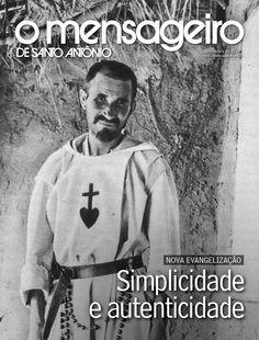 Revista O Mensageiro Santo Antônio Novembro de 2013.