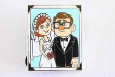 Carl and Ellie - Wedding Day