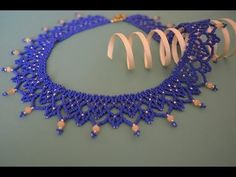 66 Trendy Ideas For Crochet Lace Necklace Pattern Products