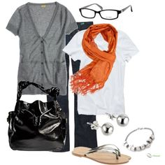 Almost feel like I need a scarf or something fun like that when I wear my glasses.. Very Cutey.