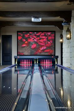 Home Bowling Alley Design Ideas, Pictures, Remodel, and Decor - page 8
