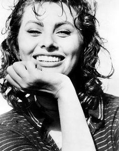 """bleublanc:  """"Sophia Loren  """""""