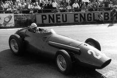 Today Maria Teresa De Filippis should be 91 years old ever woman racing in a GP Photo Bernar Maserati, Bugatti, Nascar, Belgian Grand Prix, Maria Teresa, Road Racing, Sport, Le Mans, Belgium