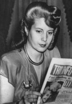 Eva Perón - Eva Peron was truly a trailblazer for women of Argentina.