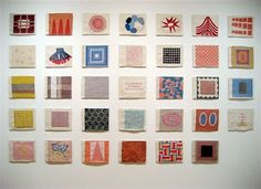 Have you seen the fabric works of Louise Bourgeois? I have seen a few of her sculptural works in museums, as well as some of her prints and drawings, but never her fabric works. Louise Bourgeois, Inspiration Artistique, Fabric Journals, Art Moderne, Soft Sculpture, Metal Sculptures, Abstract Sculpture, Bronze Sculpture, Art Abstrait