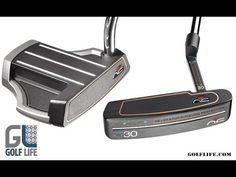 Sub 30 Series putters from Never Compromise www.GolfLife.com