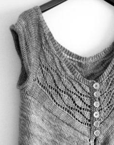 Low Tide Cardigan Knitting Pattern