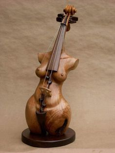 #Art   #wood   Carving   By Phillipe Guillerm