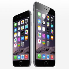 """iPhone 6, 2014  The iPhone 6 arrived in 2014, described by Apple CEO Tim Cook as """"the biggest advancement in the history of the iPhone""""."""