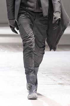 monsieurcouture:  Boris Bidjan Saberi F/W 2013 Menswear Paris Fashion Week  Daily streetwear over here aquatty