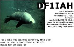eQSL From DF1IAH