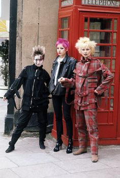 Photographic Proof That Vivienne Westwood is Punk