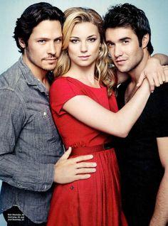 Revenge: Jack, Emily & Daniel