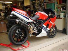 Honda VF1000R custom