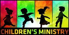 childrens ministry murals | Children's Ministry logo