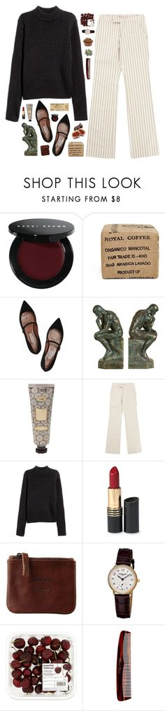 """How I love the little things"" by nandim ❤ liked on Polyvore featuring Bobbi Brown Cosmetics, Gus* Modern, Tabitha Simmons, Benzara, Marni, H&M, Revlon, Med Winds, Frédérique Constant and Mason Pearson"
