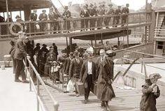 Emigrants Arriving at Ellis Island Here we present an historic image of Emigrants Arriving at Ellis Island. The image shows Arriving at Ellis Island. Us History, Ancient History, Family History, Strange History, Tudor History, British History, History Facts, History Images, History Timeline