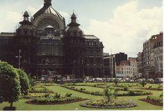 Astridplein, Central Station,  ANTWERP, BELGIUM