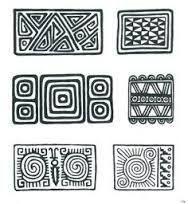 Resultado de imagen para grafismo indigena
