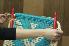 Macrame Lawn Chair Instructions - Pioneer Settler | Homesteading | Self Reliance | Recipes