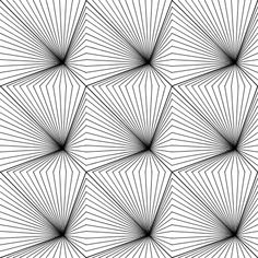 Generative Gestaltung (based on this example; 3d Art Drawing, Geometric Drawing, Pencil Art Drawings, Geometric Art, Art Sketches, Zentangle Drawings, Zentangle Patterns, Henna Patterns, Abstract Line Art
