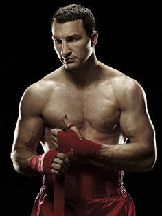 Ruprecht Stempell :  Wladimir Klitschko - World boxing champion