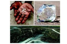 """We learn something new every day! Check out this article: """"Back to School: Little Known Facts about the Diamond Inudstry"""" for information on the Diamond trade, authored by Sheila Bayes! http://www.sheliabayes.com/"""