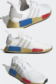 Avid followers of the sneaker landscape know that the NMD R1 has become that of a staple within the Three Stripes family, and rightfully so considering the infinite amount of colors, collaborations, and materials that the lifestyle silhouette has taken on since its inception. But fear not, as the adidas design team makes strides in keeping the Nomad runners fresh with new features, including its newer color-blocking methods that we have seen making a few appearances within the past few… Adidas Nmd R1, Adidas Sneakers, Adidas Design, New Trends, Infinite, Color Blocking, Runners, Followers, The Past