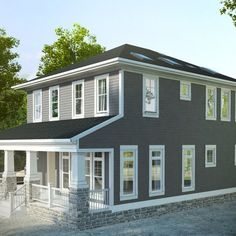 The Active House, yet another green building standard, comes to North America