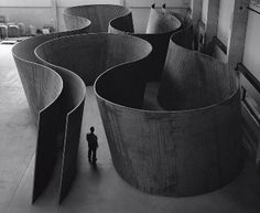Inside Out, A New Sculpture by Artist Richard Serra | Arts Initiative Columbia University