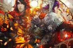 Fire Souls by tincek-marincek.deviantart.com on @deviantART