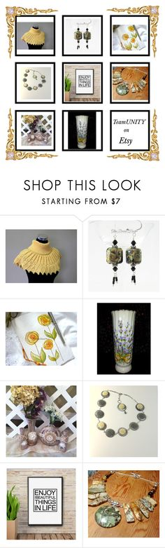 And the WINNERS are... :-) by bscozycottagecrafts on Polyvore featuring beauty and EtsyTeamUnity