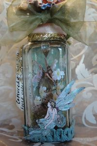 fairy in a bottle